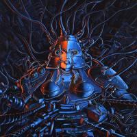 Cyber Empress by William McAusland Art Prints & Posters by William McAusland