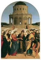 Raphael's The Marriage of the Virgin