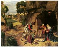 Giorgione's The Adoration of the Shepherds