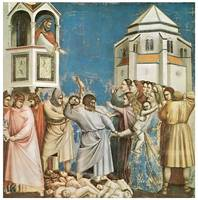 Giotto's Slaughter of the Innocents