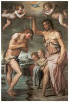 Giorgio Vasari's The Baptism of Christ