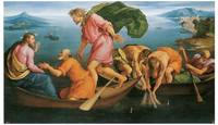 Jacopo Bassano's The Miraculous Draught of Fishes