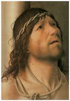 Antonello Da Messina's Christ at the Column
