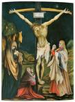 Matthias Grunewald's The Small Crucifixion
