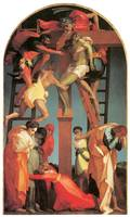 Rosso Fiorentino's The Descent from the Cross