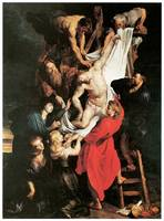 Peter Paul Rubens' The Descent from the Cross