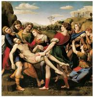 Raphael's The Entombment