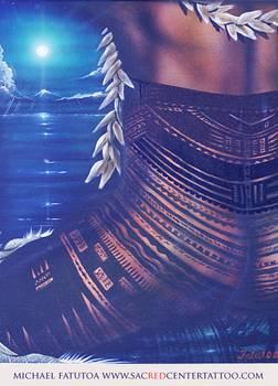 Tatau Samoa By Michael Fatutoa