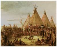 George Catlin's Sioux War Council