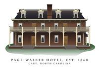 Page-Walker Hotel in Cary, North Carolina