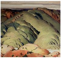 Victor Higgins' Mountain Forms #2