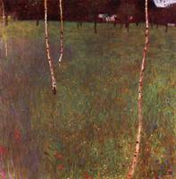 Gustav Klimt's Farmhouse