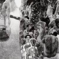 """Gustav Klimts Medicine1907"" by ArtLoversOnline"