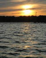 Sunset at Sag Harbor