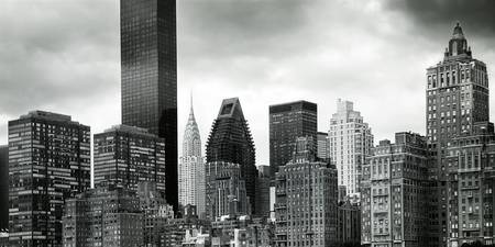 Manhattan Art Prints by Jorg Dickmann