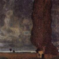 Gustav Klimt's The Thunderstorm