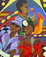 The Jazz Club by Kristen Stein