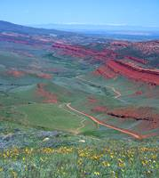 Red Canyon Spring