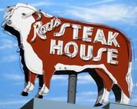 Rods Steakhouse Route 66