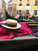 Hat of a Gondolier