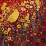 Canary in Red by Jennifer Lommers
