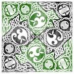 Celtic Puzzle Square