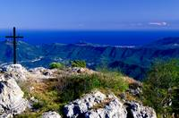 LIGURIA MOUNTAINS & SEA Carmo mount & Corsica