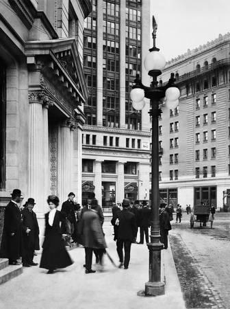 Montgomery Street, c. 1909