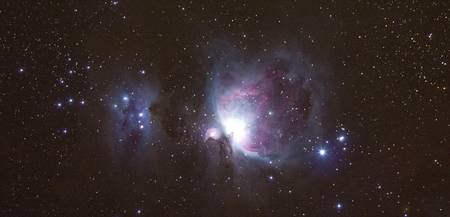 Orion Nebula by Laurie Larson 12/28/08