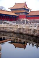 Forbidden City Relfection IV