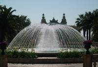 FOUNTAIN IN CASINO GARDENS, MONTE CARLO