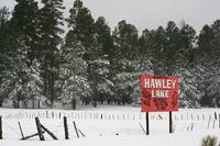 Hawley Lake