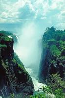 Victoria Falls in Zimbabwe Africa