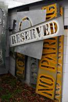 Reserved - No Parking