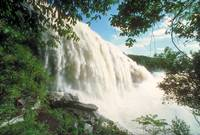 Canaima Falls in Venezuela South America