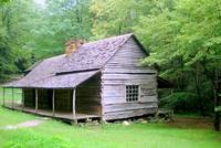 Historic Log Cabin in Tennessee