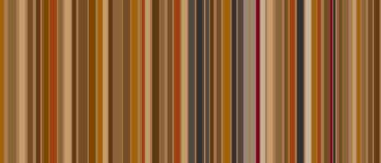Mocha Bean Stripes: Abstract