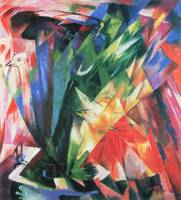 Fowl by Franz Marc