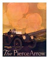 1910 Pierce-Arrow - Touring