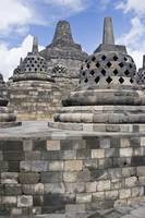 Borobudur stupa and temple complex