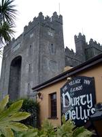 Durty Nellys at Bunratty Castle 336