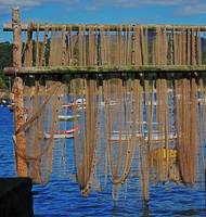 Fishing nets - Redes en Redes, Galicia