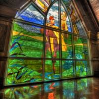 Maui Stained Glass Art Prints & Posters by Russ Beinder