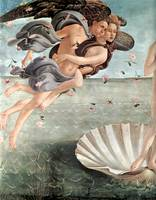 birth of the Venus, detail3