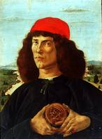 Portrait of a Man with the Medal of Cosimo de Medi