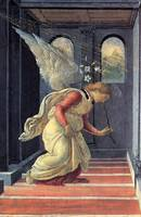 The Annunciation detail2