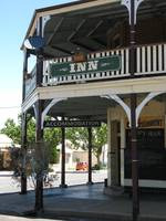 Coolah NSW Country Pub's Christmas Tree