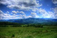 Regal view of The Smokies