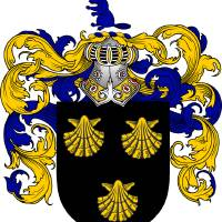 """""""BROOKS FAMILY CREST - COAT OF ARMS"""" by coatofarms"""