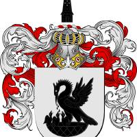 """""""CANTRELL FAMILY CREST - COAT OF ARMS"""" by coatofarms"""